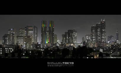 Tokyo 1197 by shiodome