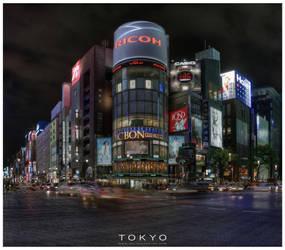 Tokyo 1342 by shiodome