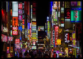Tokyo 3277 by shiodome