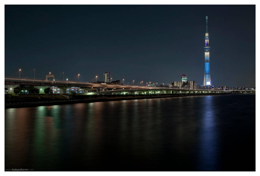 Tokyo 3433 by shiodome