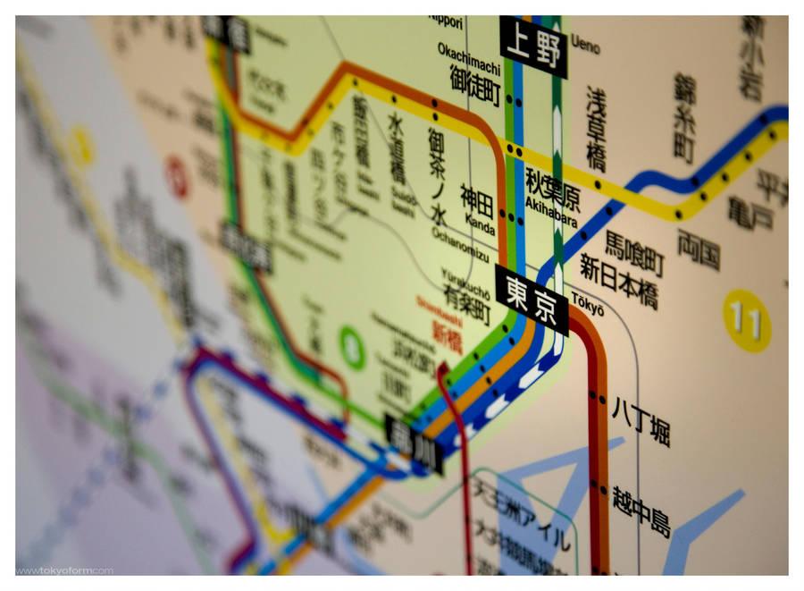 Tokyo 3462 by shiodome
