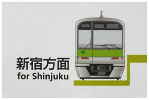 Tokyo 3468 by shiodome