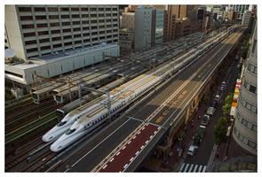 Tokyo 3471 by shiodome