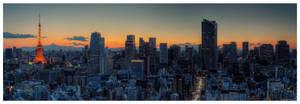Tokyo 3728 by shiodome