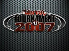 UT 2007 Logo Wallpaper 2 by tracertong