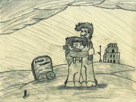 Tribute to Hiroshi Yamauchi by JuiceMonkey610