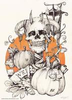 pumpkin by anka-kokos