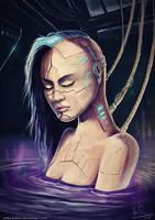 cyborg by anka-kokos