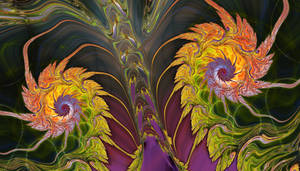 Twin vision by Fiery-Fire