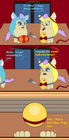 Gift eggs (Tattletail comic) by ToxicManngo