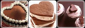 Chocolate Hearts by CosmicStardustTea