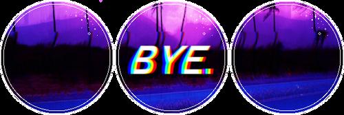 Bye by CosmicStardustTea