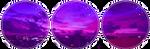 Purple City Sky by MissToxicSlime