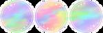 Pastel Divider by CosmicStardustTea