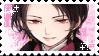 Kashuu Kiyomitsu Stamp by MissToxicSlime
