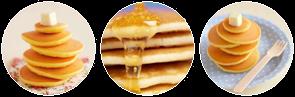 Pancakes by CosmicStardustTea