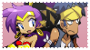 Shantae x Bolo by CosmicStardustTea