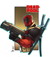 DeadPool by jadecks