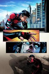 Superboy Color Test 2 by jadecks