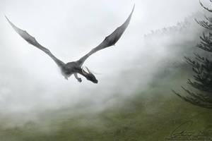 Through the Mist by ValkAngie