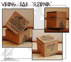 Sleipnir - Viking Box by ValkAngie