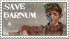 Stamp - Save Barnum by ValkAngie