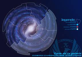 CCA - Carte de la Galaxie by ValkAngie