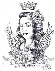 Beatriz Solo Te Amo A Ti by DimasLarez