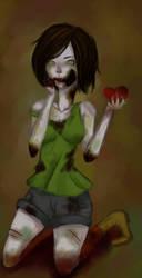 If I were a zombie by Kackac11