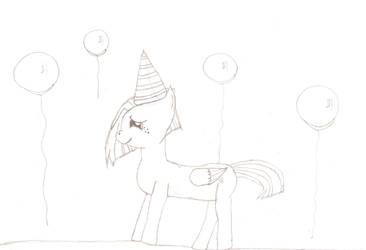 Happy Birthday Fae! by Bloodstainedfur88