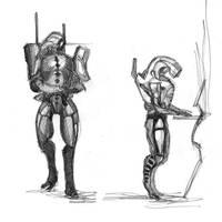 ME: the geth II by Spiritius