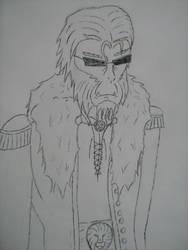 old  Kaepten Leonard by AmShagar666