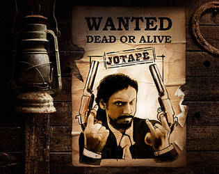 WANTED_JOTAPE by jotapehq