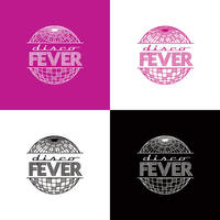 LOGO DISCO FEVER by jotapehq