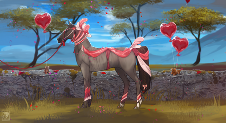 [HARPG] For Love by Lairai