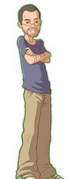 Kyle's Avatar by Alian916