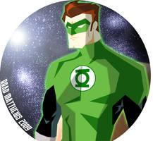 Green Lantern by BradMatthews