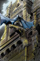 Batman by Jacksdad by BradMatthews