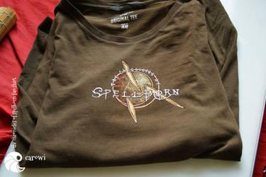 Spellborn Fan Shirt by carowi