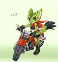 Carol by LordYanYu