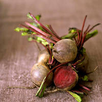 Bunch of beets by 123rfanna