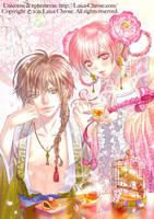 Sakura Tea Party by laichro