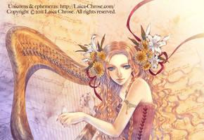 Harp by laichro