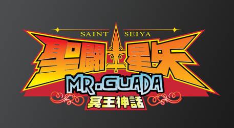 Saint Seiya - The Lost Canvas -Logo - MrGuaDa  by MrGuaDa
