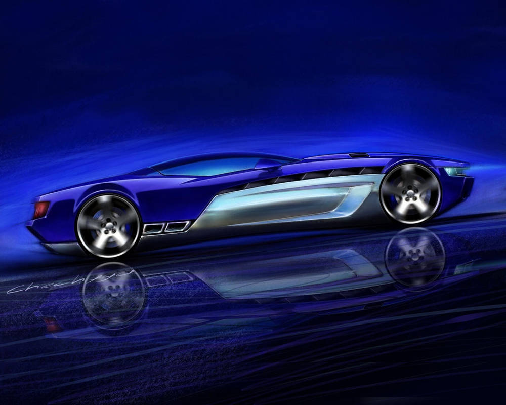 Muscle Car Concept By Remio On Deviantart
