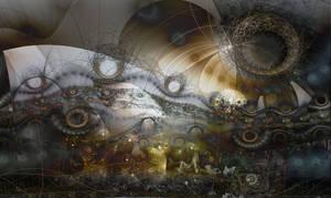 Automatism 13 by Ejimac
