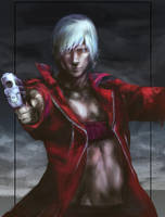 Dante by amatoy