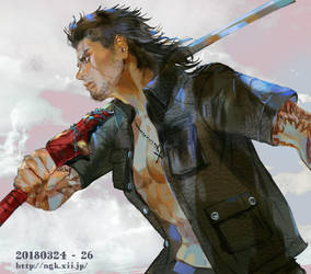 gladiolus by amatoy