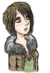 Irinka Doodle by SaoKasai