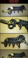 Splicer Ripper - Steampunk Spin Blade by AetherAnvil